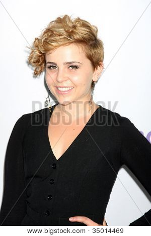 LOS ANGELES - AUG 1:  Mae Whitman arriving at the NBC TCA Summer 2011 Party at SLS Hotel on August 1, 2011 in Los Angeles, CA