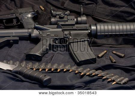 Modern Weapon M4