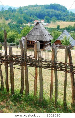Rural Landscape Serbia