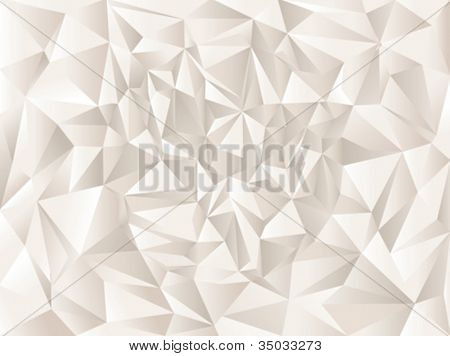rumpled paper abstract vector background