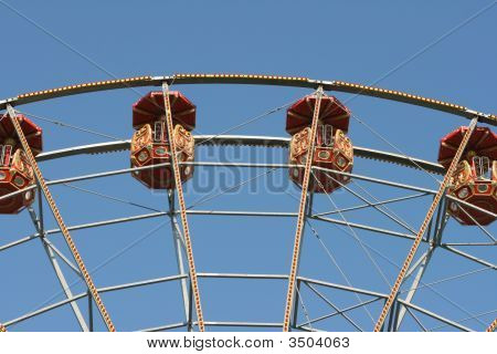 Ferris Wheel Baskets