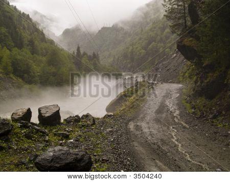 Foggy Day -  Caucas
