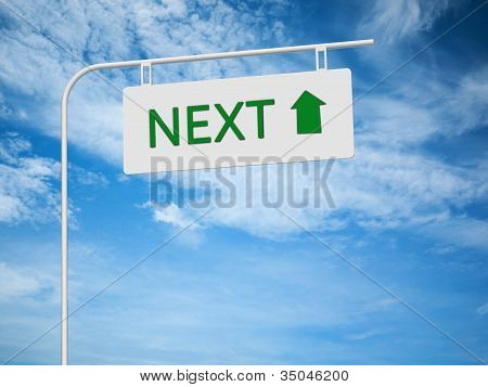 Guidepost ( Next )