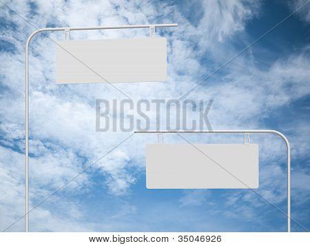 Guidepost ( Blank )