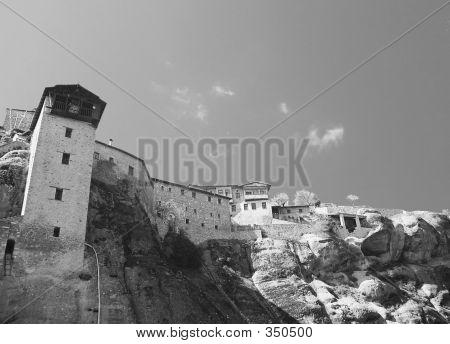 Festung in mountain