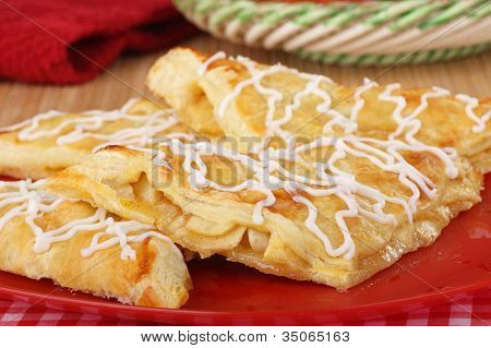 Platter Of Turnovers