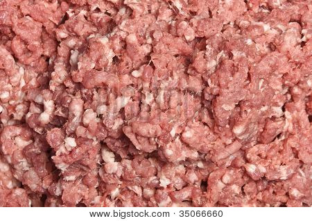 Minced Pork Meat