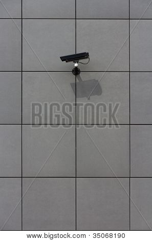 Big Brother: Surveilance Camera Aimed At His Target