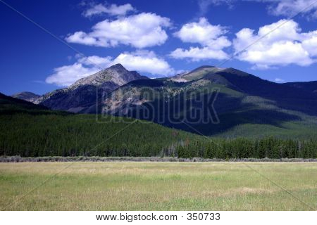 Rocky Mountain View