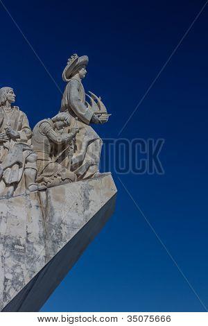 padrão dos descobrimentos statue, Lisbon