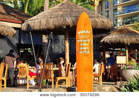 Duke's Beach House
