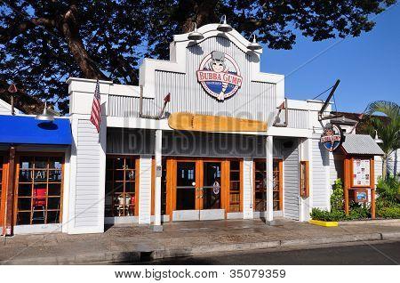 Restaurante Bubba Gump