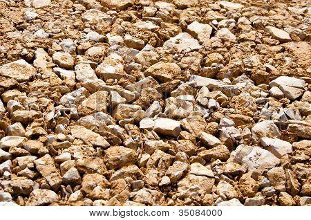 Gravel Background