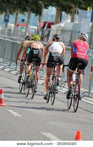 International Triathlon 2012, Geneva, Switzerland