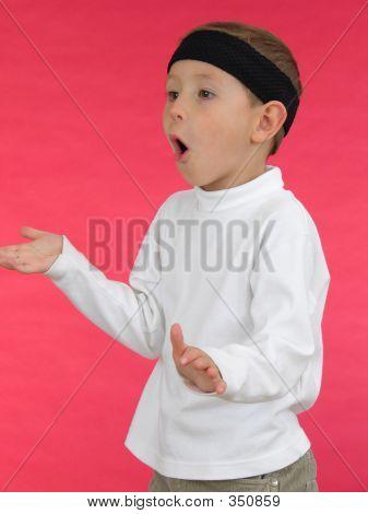 Punching Boy 6