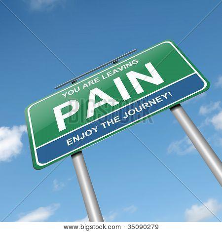 Pain Concept.