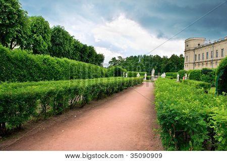 Gatchina Park
