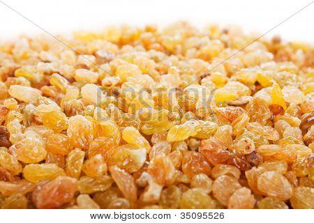 Healthy eating dried sweet grape raisin snack food