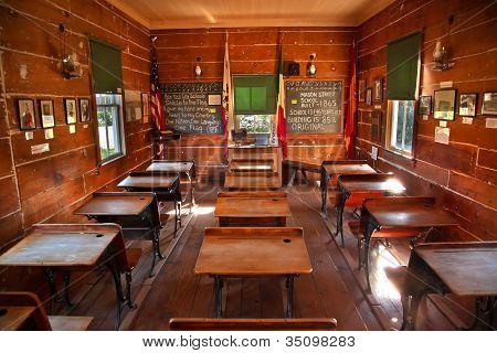 Old Mason Street Elementary School Old San Diego California