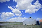 image of mongol  - Yurt mongol in west of Mongolia - JPG