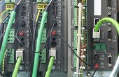 picture of plc  - Some electronic circuit controller for industrial application - JPG