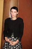 LOS ANGELES - SEP 6:  Rooney Mara arriving at the