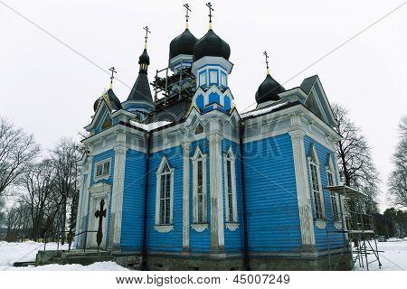 Who Sorrow Church, Druskininkai