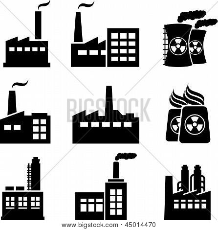Industrial Buildings And Factories