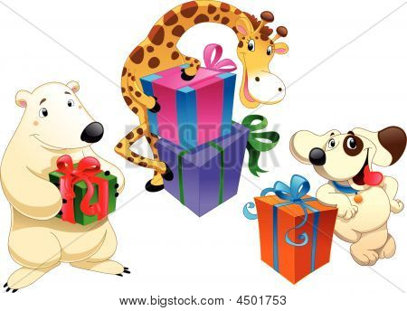 Animals And Gifts