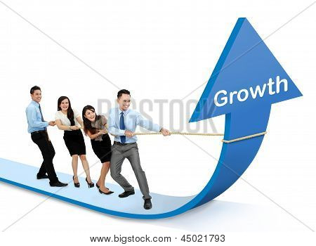Growth Chart Concept