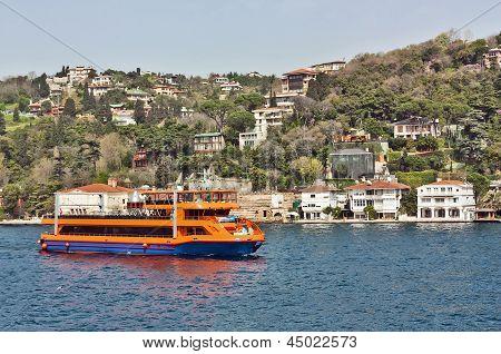 Bosphorus Strait, Turkey