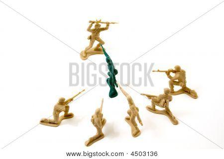 Stubborn Concept  Plastic Armymmen
