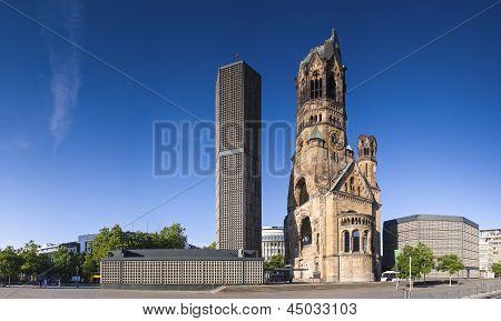 Kaiser-wilhelm-ged�chtnis-kirche, Berlin