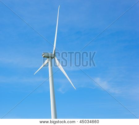 Windmill Power Generator.