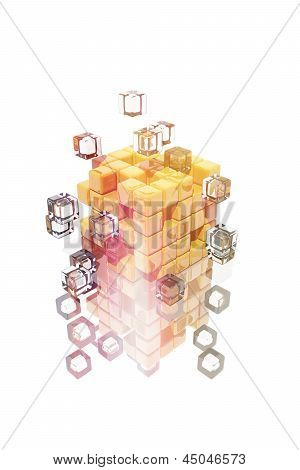 Technological Cube
