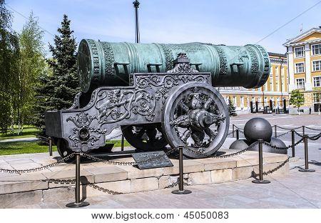 Tzar Pushka