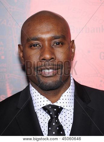 LOS ANGELES - MAR 05:  Morris Chestnut arrives to the