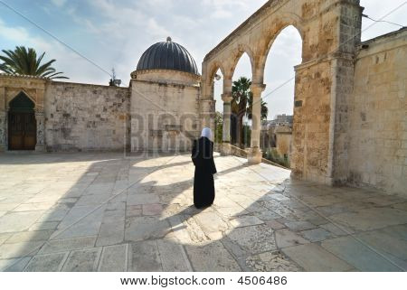 At The Temple Mount