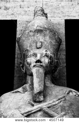 Hatshepsut Temple Statue