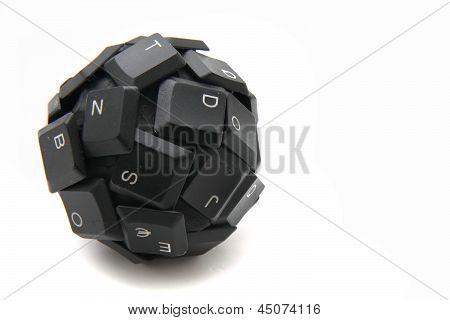 Keyboard Sphere - New Input Device