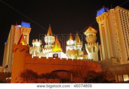 Excalibur Hotel And Casino, Las Vegas
