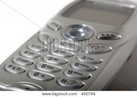 Teclado de celular