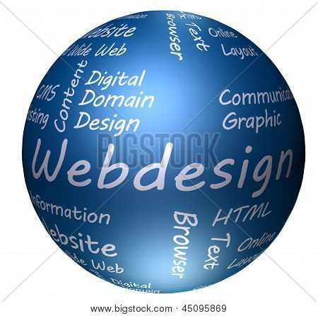 Webdesign Globe