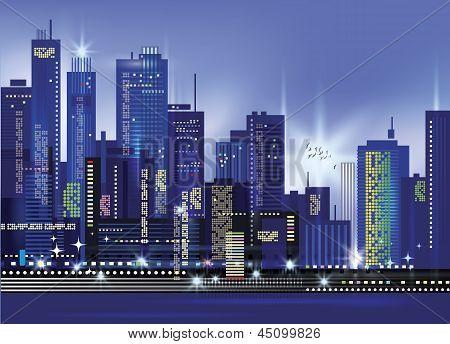 City landscape