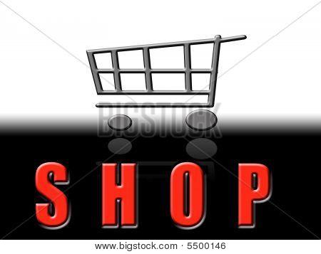 Shopping Cart #4