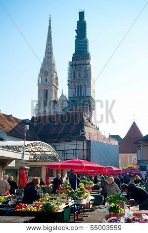 Dolac-Markt