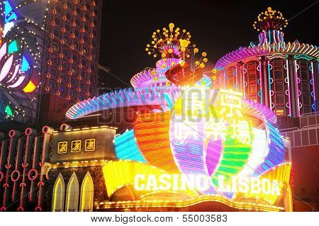 Lisboa Casino In Macau