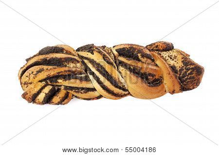 Plait With Poppy Seeds