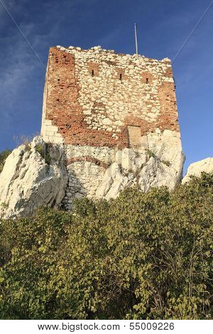 Old Artillery Tower in Mikulov