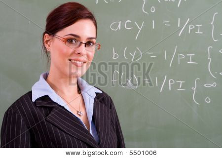 Brainy Maths Teacher